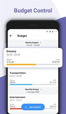 Image of Money Manager: Expense Tracking, Accounting