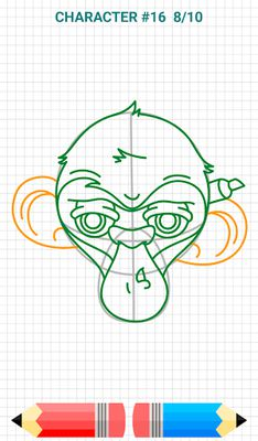 Image 5 of How to Draw Graffiti Characters