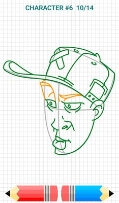 Image 11 of How to Draw Graffiti Characters