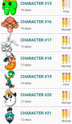Image 8 of How to Draw Graffiti Characters