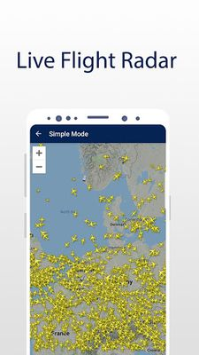 Image 1 of Flight Radar & Flight Tracker