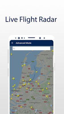 Image from Flight Radar & Flight Tracker
