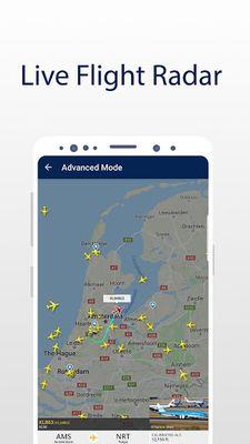 Image 5 of Flight Radar & Flight Tracker