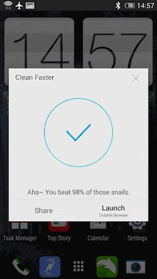 Image 3 of Speed Booster for Android