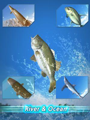 Fishing Season Image 3: River to Ocean