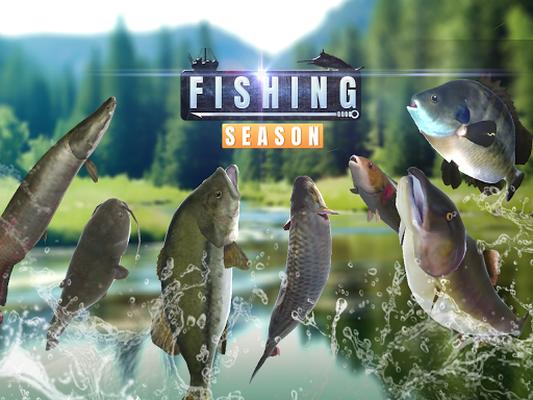 Fishing Season Image 12: River to Ocean