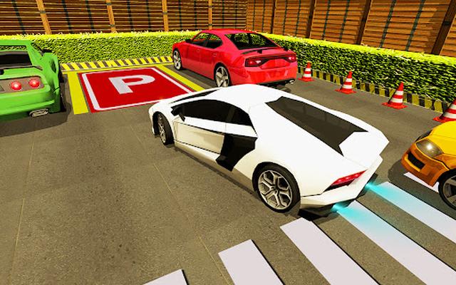 Screenshot 9 of Extreme Sports Car Parking Game: Real Car Parking