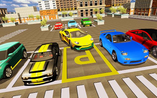 Screenshot 11 of Extreme Sports Car Parking Game: Real Car Parking