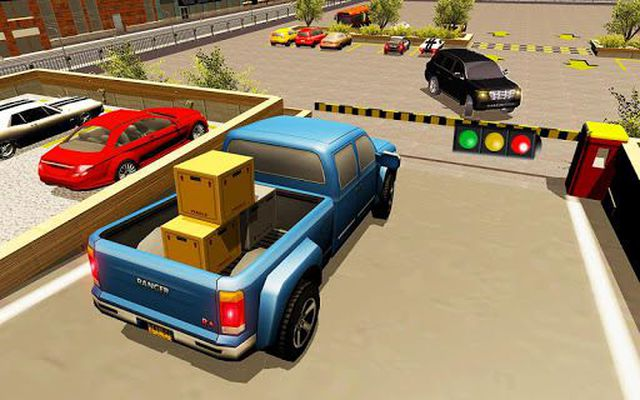 Image 4 of Extreme Sports Car Parking Game: Real Car Parking