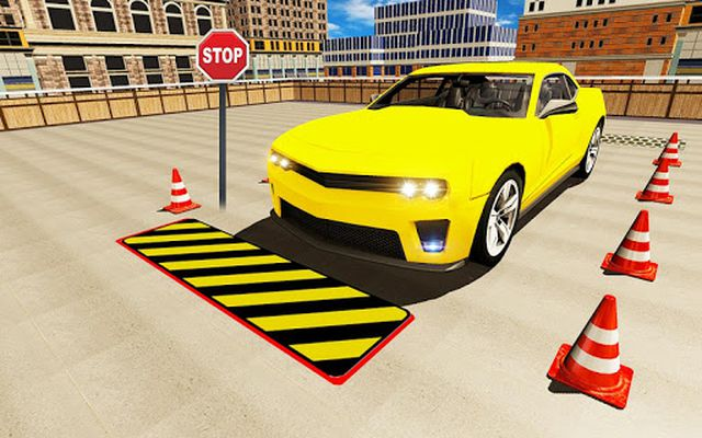 Image 2 of Extreme Sports Car Parking Game: Real Car Parking