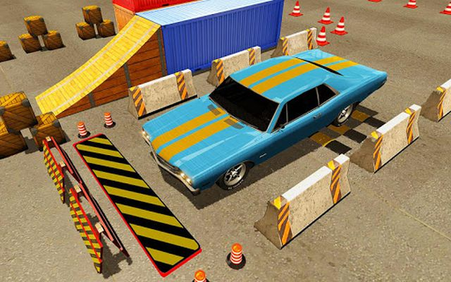 Image 1 of Extreme Sports Car Parking Game: Real Car Parking