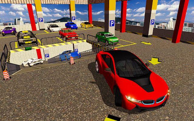 Screenshot of Extreme Sports Car Parking Game: Real Car Parking