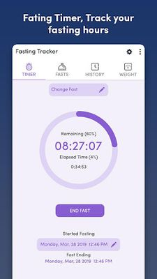 Image 3 of Fasting Tracker - Track your fast