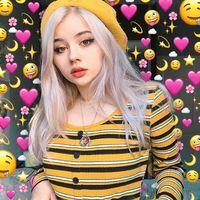 Ícone do Emoji Background Photo Editor