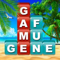 Ikon Tumpukan Kata Permainan Pencarian Kata Tersembunyi