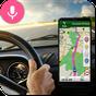 Navigatore GPS vocale e localizzatore di mappe