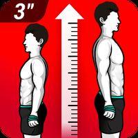 Train jezelf langer - hogere lengte icon