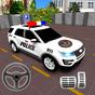 Polícia Estacionamento Aventura - Carro Jogos Pres