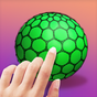 Мяч антистресс - игрушка жвачка, успокоить нервы