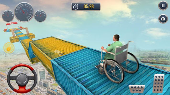 Image 1 of Impossible Tricks Race Track