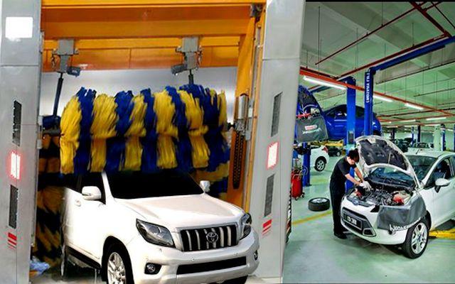 Image 6 of Modern Prado wash: Car Wash Service