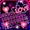 Neon Love Toetsenbord Thema
