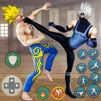Icône de Combat de roi de karaté 2019:Combat Super Kung Fu