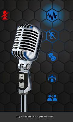 Image of Microphone Mic-to-Loudspeaker