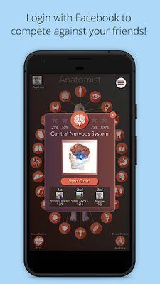 Screenshot 11 of Anatomist - Anatomy Quiz Game
