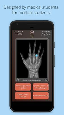 Image 8 of Anatomist - Anatomy Quiz Game