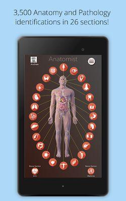 Screenshot 7 of Anatomist - Anatomy Quiz Game
