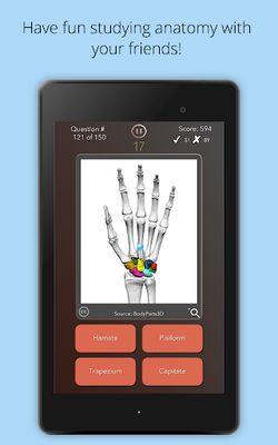 Image 4 of Anatomist - Anatomy Quiz Game