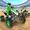 Xtreme Quad Bike Demolition Derby Racing Stunts
