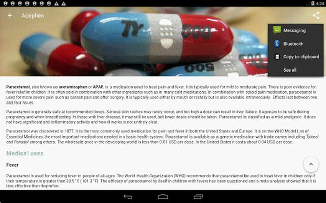 Image 12 of Drugs Dictionary (Free)