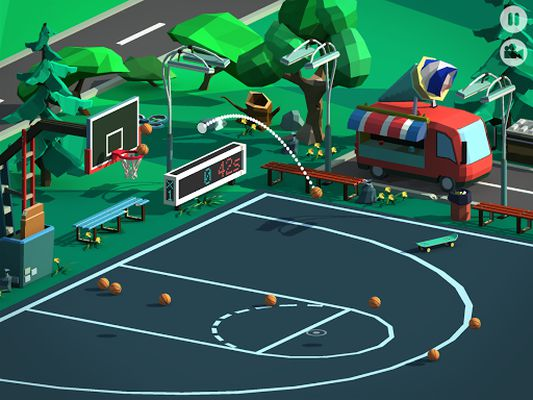 ViperGames Basketball Image 4