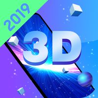 APK-иконка Super Wallpaper - 3D Live Wallpapers & Themes