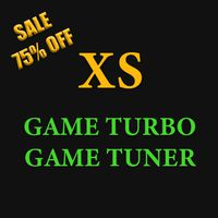 Game Booster XS - Game Turbo, Game Tuner FPS Meter icon