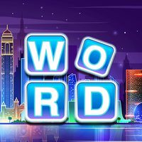 Word Iconic City: Travel World Words Searcher Icon