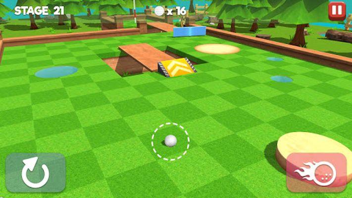Image 3 of Putting Golf King