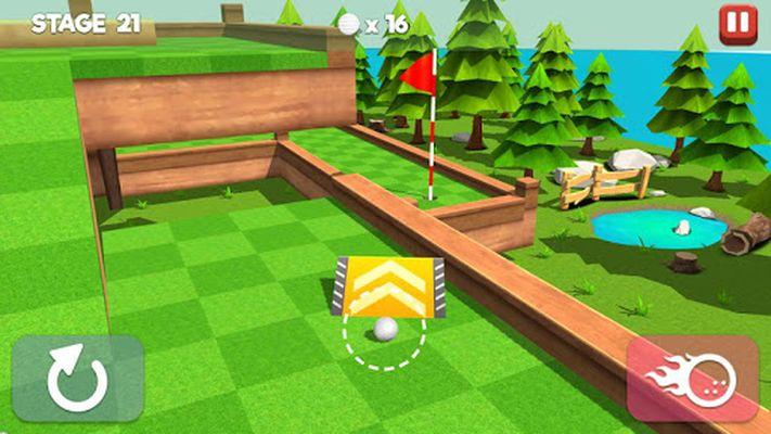 Image 1 of Putting Golf King