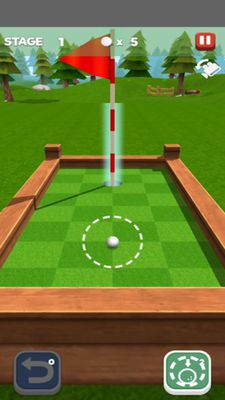 Video of Putting Golf King