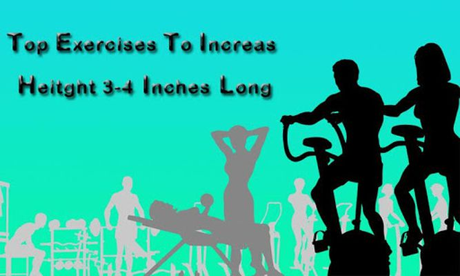 Image 1 of Height Increase Exercises
