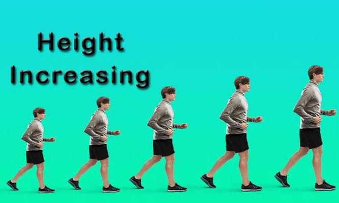 Image from Height Increase Exercises