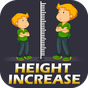 Height Increase Exercises - Grow 3 inch Taller  APK
