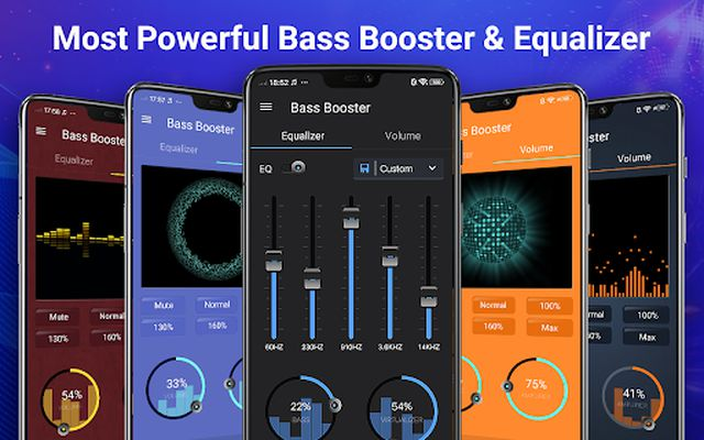 Image 3 of Equalizer - Volume Booster, Bass