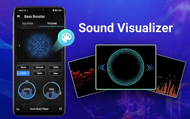 Equalizer Image - Volume Booster, Bass