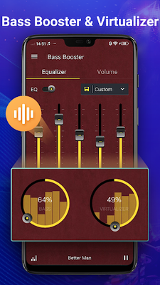 Image 14 of Equalizer - Volume Booster, Bass