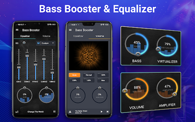 Image 10 of Equalizer - Volume Booster, Bass