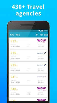 Image 3 of SkyScan - Cheap Flights and Tickets