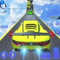Ikona GT Mega Stunt Chase: ekstremalna jazda samochodem